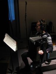 Opnames Bijlokestudio Gent november 2013- II