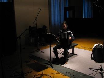 Opnames Bijlokestudio Gent november 2013- III