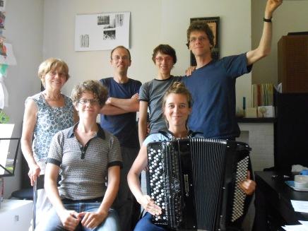 Met Annelies Van Parys | Kris De Baerdemacker | Markus Bitterer