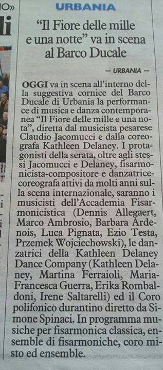 urbania news paper